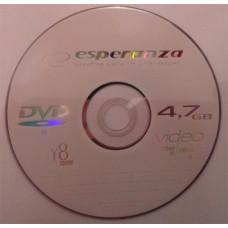 DVD-R Esperanza 4.7Gb Bulk50 16x