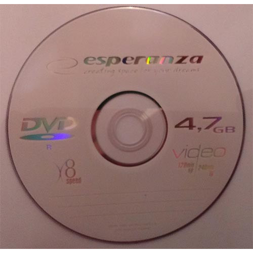Купить DVD-R Esperanza 4.7Gb Bulk50 16x