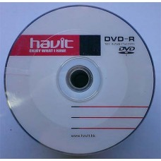 DVD-R Havit 4.7GB Bulk50 16x