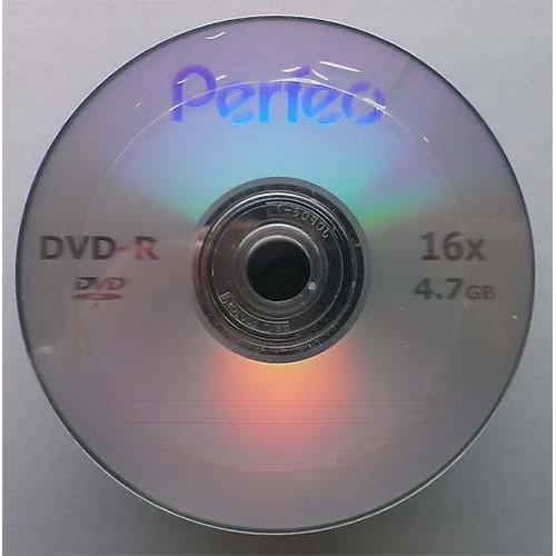 Купить DVD-R Perfeo 4.7GB Bulk50 16x