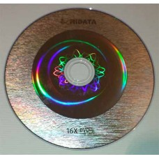 DVD-R Ridata 4.7GB Bulk50 16x Magic Silver