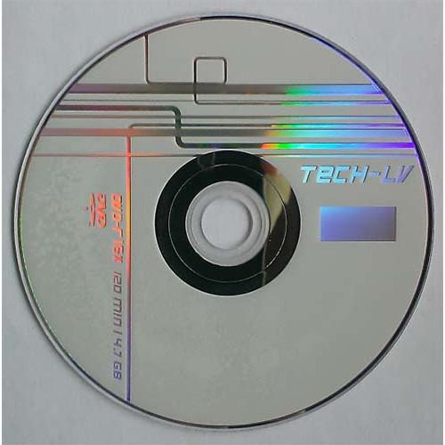 Купить DVD-R Ridata TECH-LV 4.7GB Bulk50 16x
