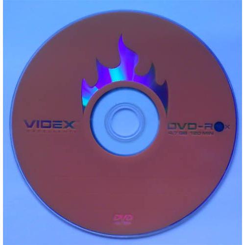 Купить DVD-R Videx 4.7GB Bulk10 16x