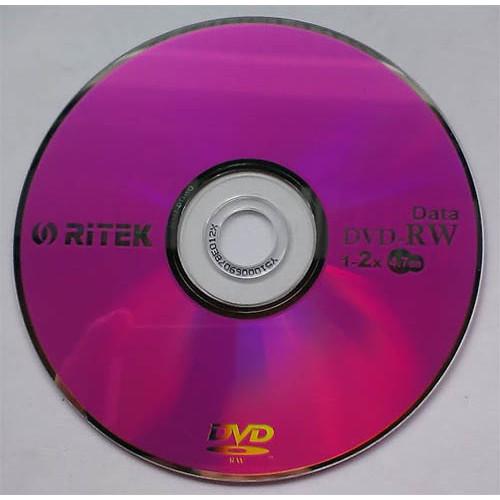 Купить DVD-RW Ritek 4.7GB 2x