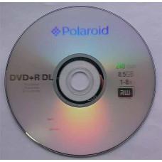 DVD+R 8.5GB DL Polaroid Cakе25 8x