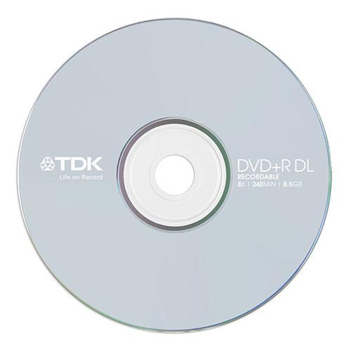 Купить DVD+R 8.5GB DL TDK Cake10 8x