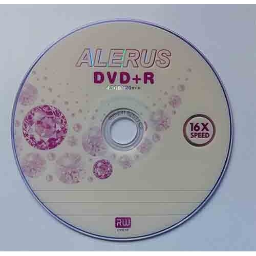 Купить DVD+R Alerus 4.7GB Bulk50 16x