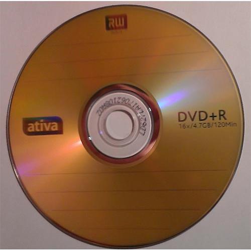Купить DVD+R Ativa 4.7GB Cake100 16x