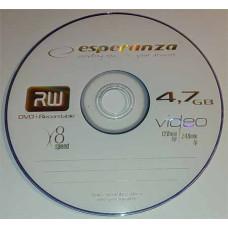 DVD+R Esperanza 4.7GB Bulk50 16x