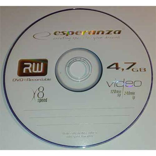 Купить DVD+R Esperanza 4.7GB Bulk50 16x