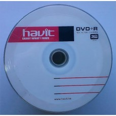 DVD+R Havit 4.7GB Bulk50 16x