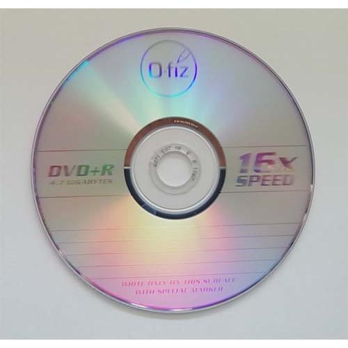 Купить DVD+R O-fiz 4.7GB 16x