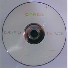 DVD+R Omega 4.7GB Bulk50 16x