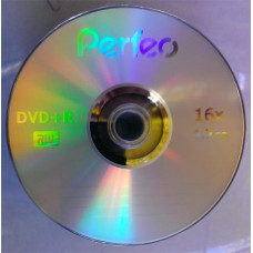 DVD+R Perfeo 4.7GB Bulk50 16x