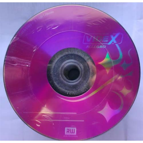 Купить DVD+R Videx 4.7GB Bulk50 16x Allegro