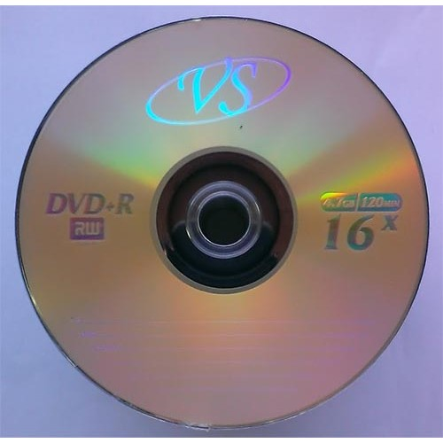 Купить DVD+R VS 4.7GB Bulk50 16x