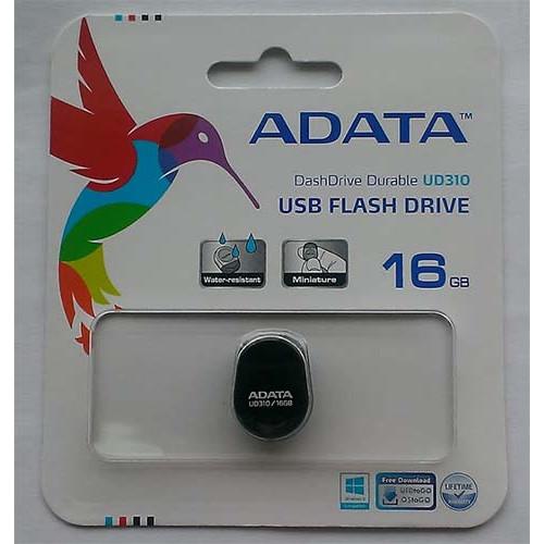 Купить Flash A-Data 16GB UD310 Black