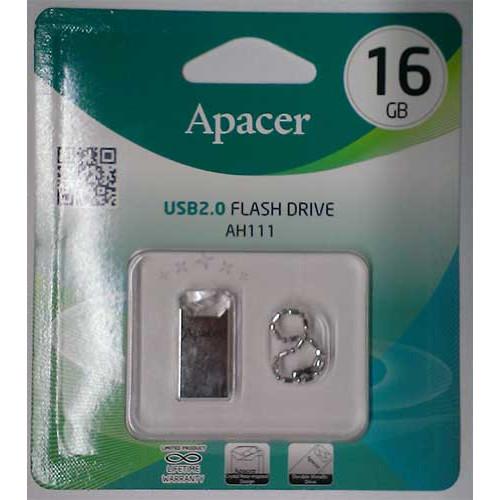 Купить Flash Apacer 16GB AH111 Crystal