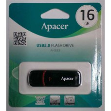 Flash Apacer 16GB AH333 Black