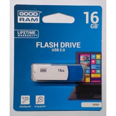 Flash Goodram 16GB Colour Blue&White