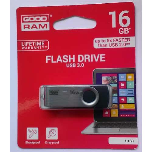 Купить Flash Goodram 16GB Twister USB 3.0
