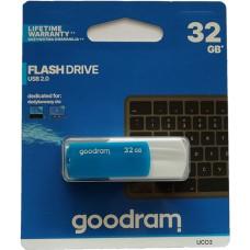 Flash Goodram 32GB Colour Blue&White