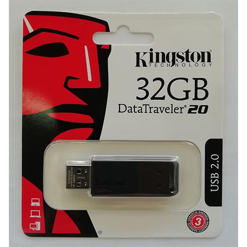Купить Flash Kingston 32GB Data Traveler 20