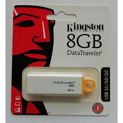 Купить Flash Kingston 8GB G4 USB 3.0
