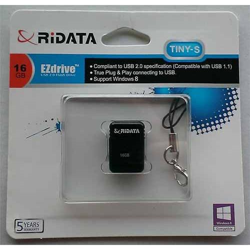 Купить Flash Ridata 16GB Tiny S