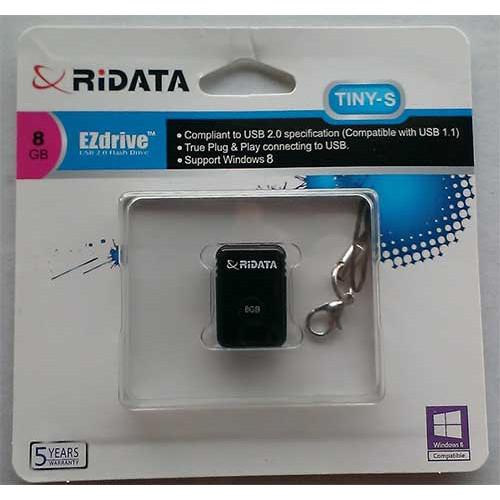Купить Flash Ridata 8GB Tiny S