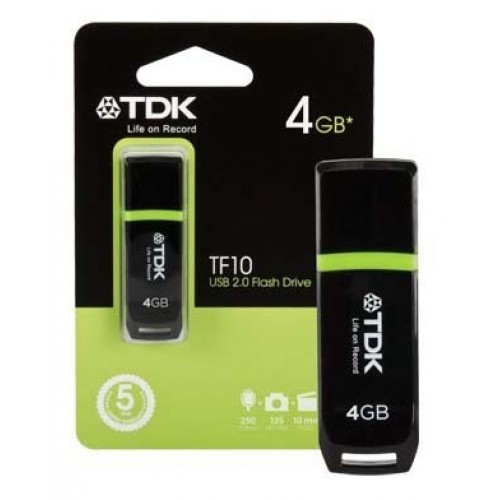 Купить Flash TDK 4GB TF10