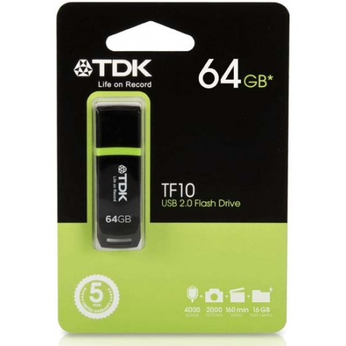 Купить Flash TDK 64GB TF10