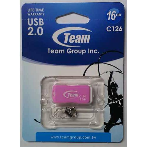 Купить Flash Team 16GB C126 Pink