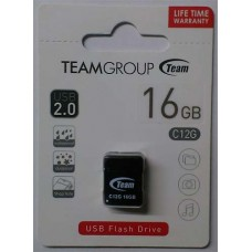 Flash Team 16GB C12G Black