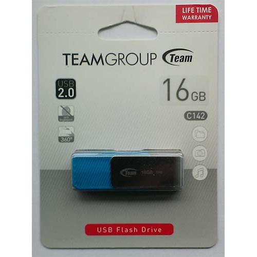 Купить Flash Team 16GB C142 Blue