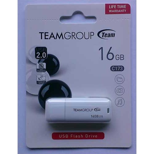 Купить Flash Team 16GB C173 White