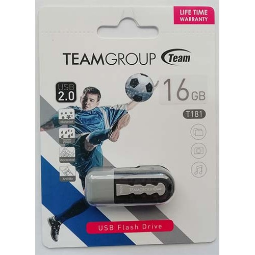 Купить Flash Team 16GB T181 Gray