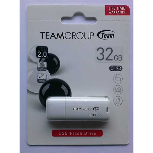 Купить Flash Team 32GB C173 White