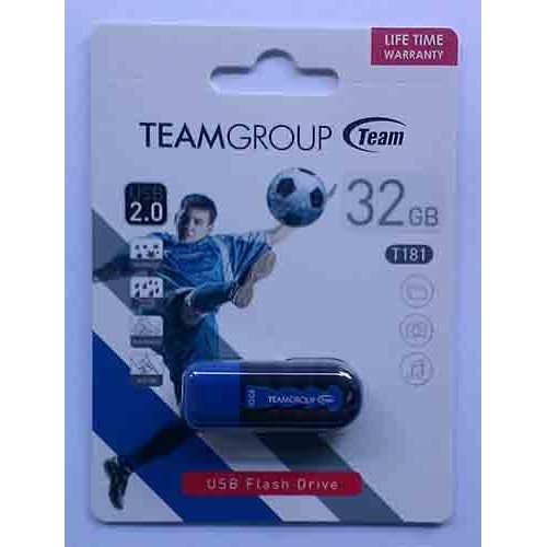 Купить Flash Team 32GB T181 Blue