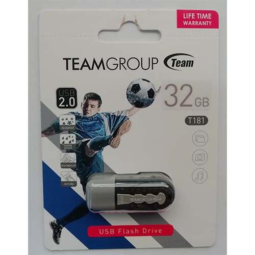 Купить Flash Team 32GB T181 Gray