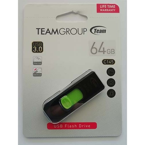 Купить Flash Team 64GB C145 USB 3.0