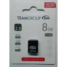 Flash Team 8GB C12G Black