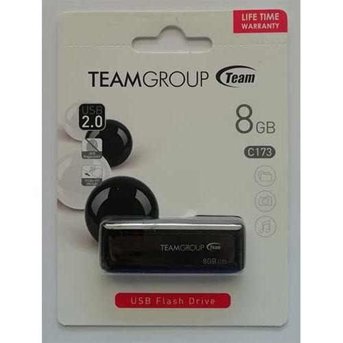 Купить Flash Team 8GB C173 Black