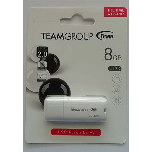 Купить Flash Team 8GB C173 White