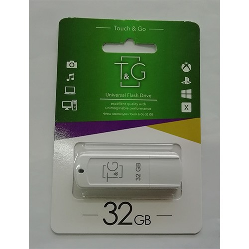 Купить Flash T&G USB 32GB 011 Classic Series White