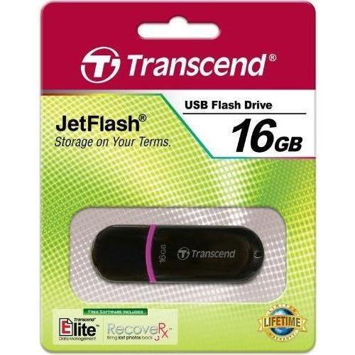 Купить Flash Transcend 16GB 300