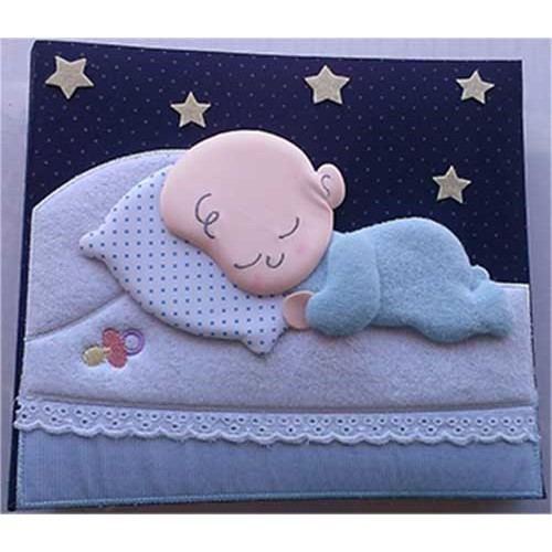 Купить Фотоальбом Chako 10x15x200 BX-109 мальчик спит