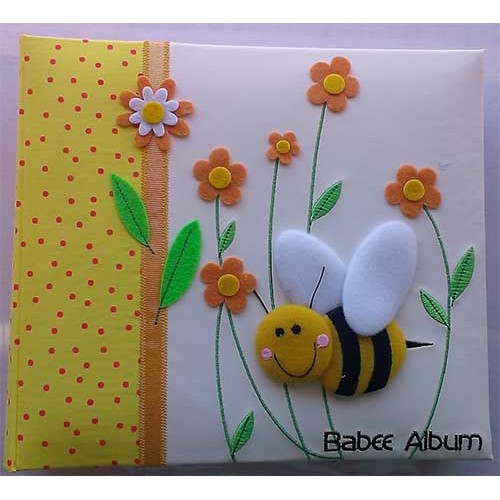 Купить Фотоальбом Chako 10x15x200 BX-139 пчелка