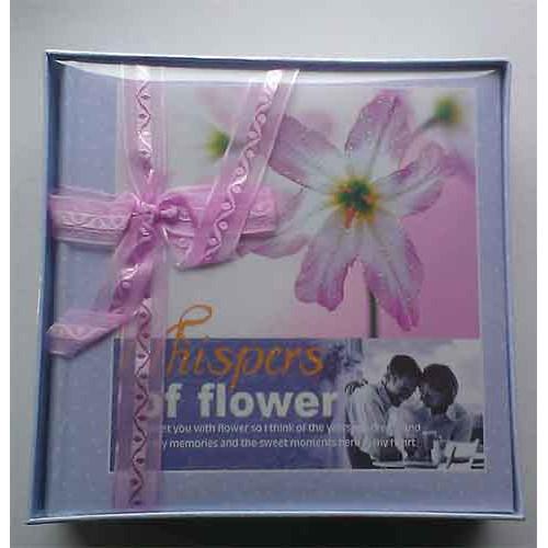 Купить Фотоальбом Chako 10x15x200 Whispers of Flower