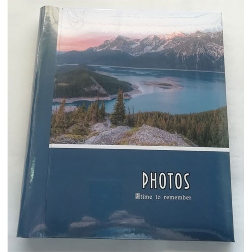 Купить Фотоальбом Chako S22x28 20л 9821 Alpine